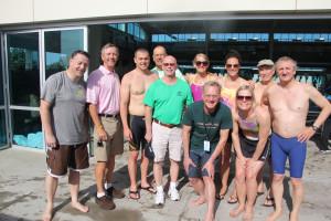USMS Spring Nationals team from OREG