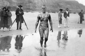 Gertrude Ederle - 1926 English Channel swim