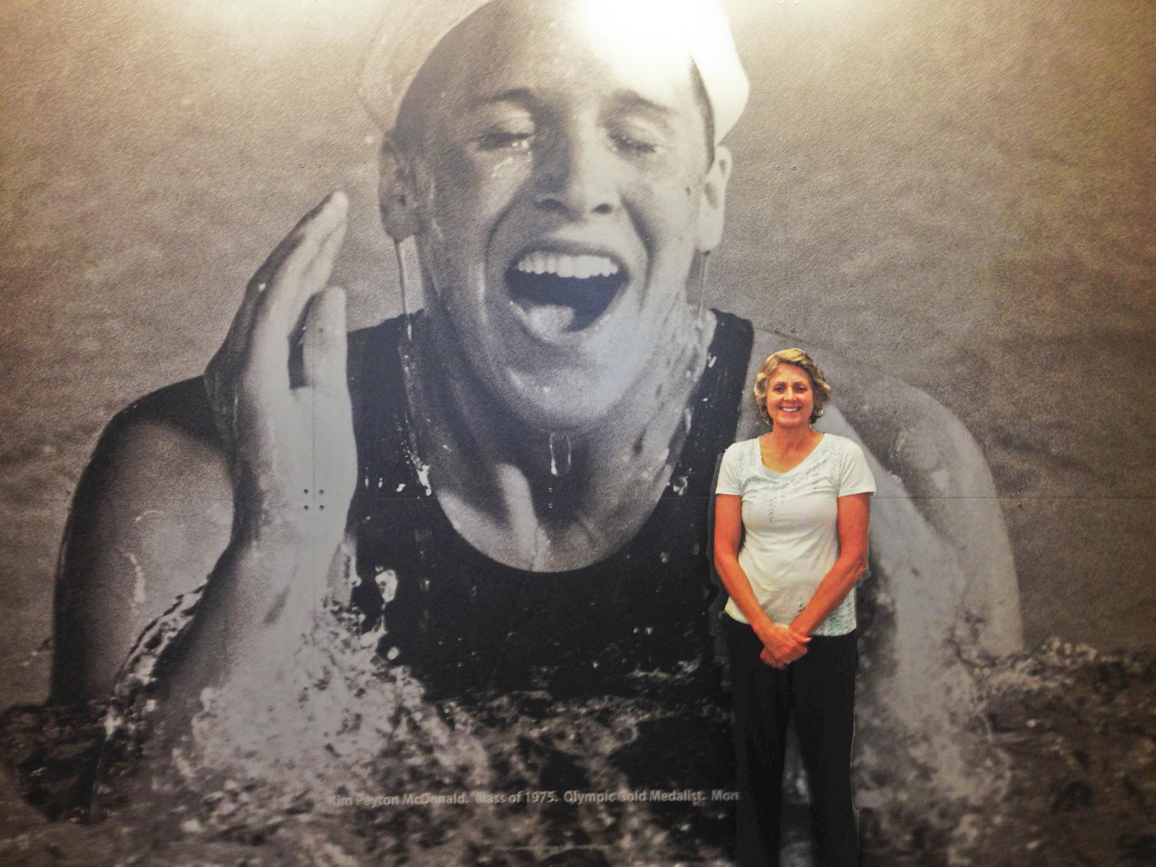 Swimmer Spotlight Oregon S Golden Girl Oregon Masters Swimming
