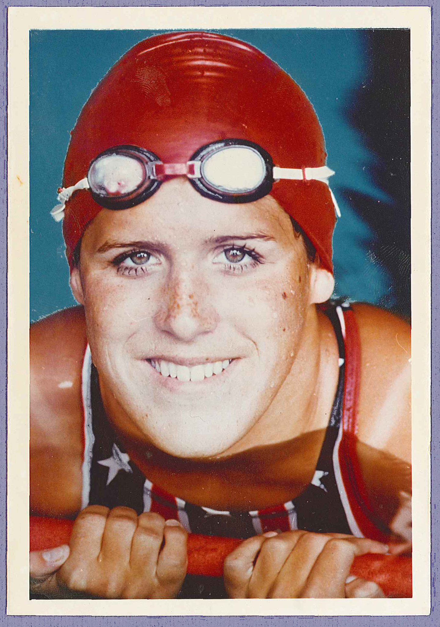 Swimmer Spotlight Oregon S Golden Girl Oregon Masters