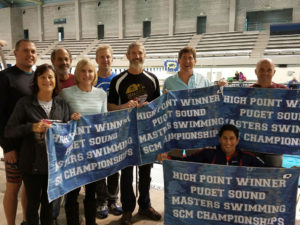 PSM SCM Champs High Point winners