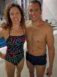 Sarah Rogers and Matt Miller