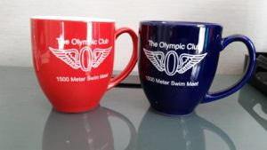 The Olympic Club 1500 Award Mugs
