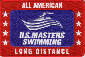 USMS Long Distance All American Patch