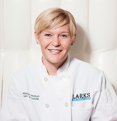 Maggie Trujillo Executive Chef Larks Medford