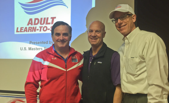 Tim Waud, Bill Brenner and Mike Hamm