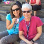 Ann Goodman, MJ Caswell