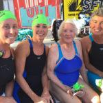 Francie Haff ner, Marcie Adelman, Virginia Phipps