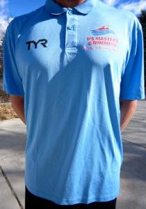 USMS Long Distance All Star Polo Shirt