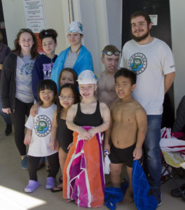 Portland Piranhas Adaptive Sports team
