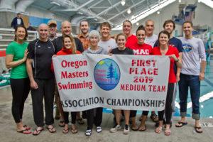 Medium team 1st Place - Multnomah Athletic Club (MAC)