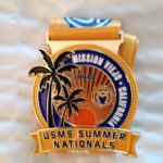 2019 USMS Summer Nationals Medal