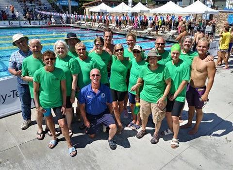2019 OMS Summer Nationals Team photo
