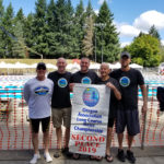 Southern Oregon Masters Aquatics (SOMA) captured second place with 12 swimmers and 324 points