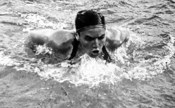 Éva Székely won a gold medal at the 1952 Summer Olympics. (Photo by S&G PA Images via Getty Images)