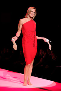 Dara Torres -- fashion model