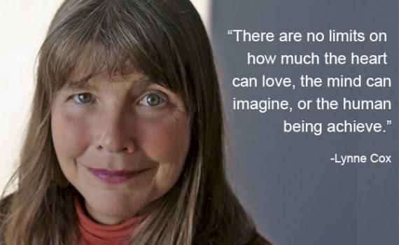 Lynne Cox - Modern Day Hero
