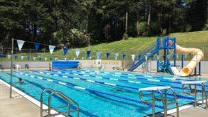 Mingus Park Pool, Coos Bay, Oregon