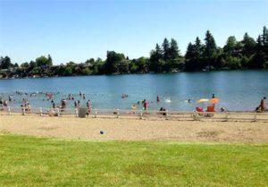 Blue Lake Park, Oregon