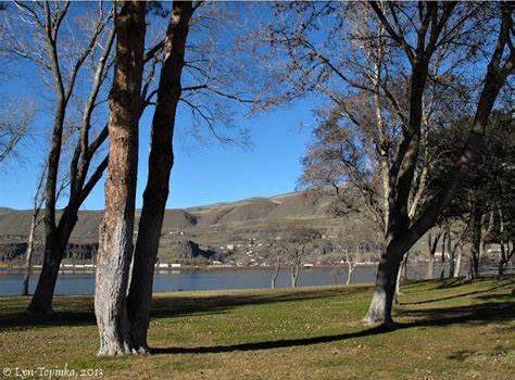 Celilo Park, Cascade Locks, OR