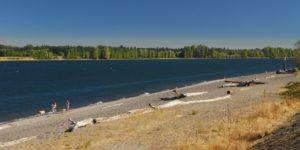 Sauvie Island Collins Beach, Portland, OR