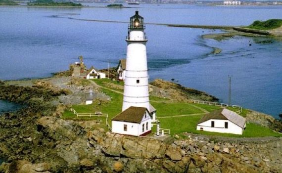 Little Brewster Island Lighthouse